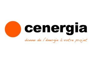 CENERGIA - 250x100cm - logo 2013